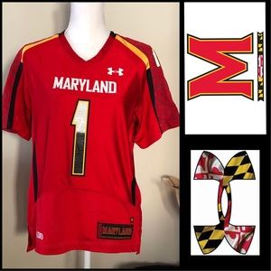 🆕🌟 EUC UNDER ARMOUR U OF MD BASKETBALL TOP